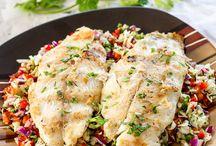 Fish recipes / by Kimberly Jordan