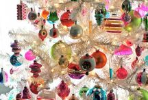 colourful christmas