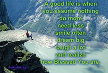 All about Life (Quotes)