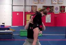 Back hip circle drills