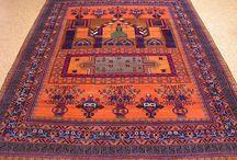Uzbek rugs