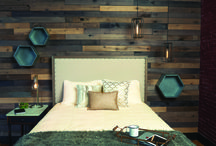 Accent walls & Ceilings
