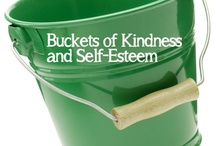 Developing Kindness and Self Esteem / by Mary Lacoste
