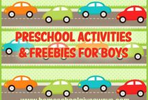 Preschool / by Stacy West