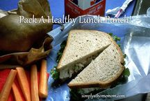 Lunch / Easy Lunch Ideas