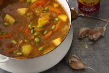 Good Eats: Curries, Soups, & Stews
