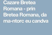 Cazare Bretea Romana