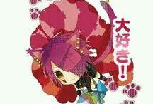 Heart no Kuni no Alice / anime/manga/games