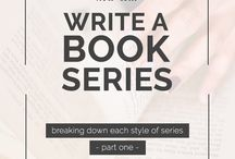 Writing Tips / Get some writing tips that will help you write your next book or get you started writing your first one.