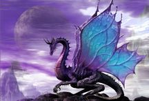 DRAGON • Purple