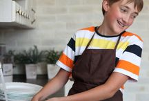 "Raising Kids / Tips on how to raise and care for the ""little darlings"" in your life. / by Lisa (The Domestic Life Stylist)"