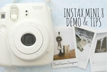 Instax / Instax camera and photography  / by Andrea Kemper