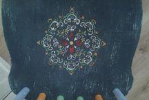 Annie Sloan Chalk Paint - Inspirasjon Hege W