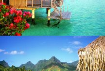Dream Honeymoons / this is a space for that perfect honeymoon we are all looking for when getting married.