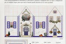 Kanaviçe evler