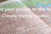 Climate Victory Gardens / Victory Gardens of the 21st Century - Using home and community gardens as part of the climate change solution.