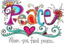 Peace, Love, & Joy
