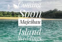 Majeihau Island Weddings / Majeihau Island Weddings  PERFECT LOCATION FOR PEOPLE TO HAVE THE BEST OF BOTH WORLDS..