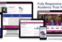 School Website Designs