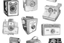 Drawings of cameras