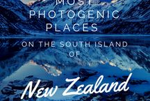 Things to Do in New Zealand / Things to do, places to see in New Zealand