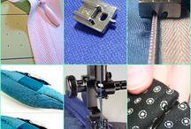 piezas de repuesto de la máquina de coser