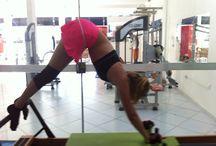Pilates / Gabi Bonfim.
