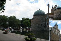 Tanska ja Ruotsi kesä 2014 / lomamatka suunnittelua
