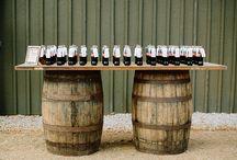 Barrels, Barrels and more Barrels.