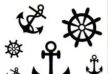 Morskie tatuaże