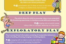 Play Therapy / Play is essential to human growth, development, learning, and cultivating relationships.