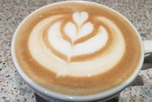 Latte Art made by myself