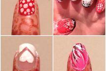 Henna & Nails / My Henna/Mehndi and nail designs. #makeupbysehar