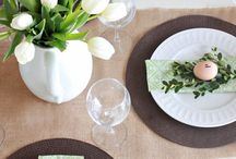 Tablescapes / by Cara Parliament-Sietstra