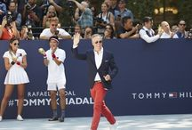 Rafael Nadal announced as the face of Tommy Hilfiger / #TommyXNadal
