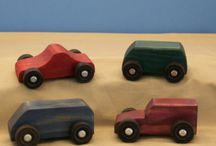 Child Toys Wood