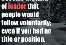 Citations Sur Le Leadership