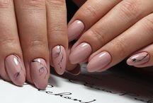 Nails квіткові мотиви