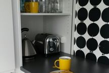 Kjøkken / Nytt kjøkken hjemme