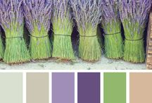 Colors / Anything with interesting color schemes / by Louise Gilbert