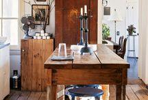 Vintage furnishings