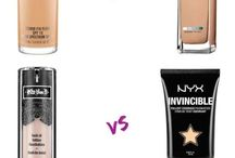 Foundation dupes