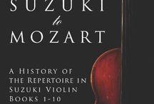Suzuki Teaching Ideas