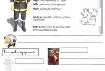 ECOLE : pompiers