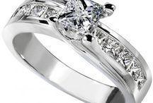 It's not easy being a princess / Princess Cut diamonds / by Kobelli.com