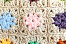 crochet ideas / by Maureen Wagner