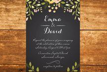 Single / Weddingcard