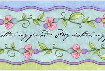 my mother,my friend / .