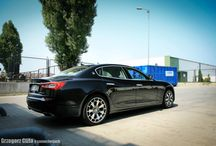 """Quattroporte Test by Grzegorz Ciźla / #Quattroporte przywitało mnie przepięknym, jakościowym wnętrzem, fenomenalnym silnikiem, ultraszybką skrzynią biegów ZF i gangiem silnika, niezapomnianym do dzisiaj""""."""