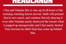 Marvel Headcannon